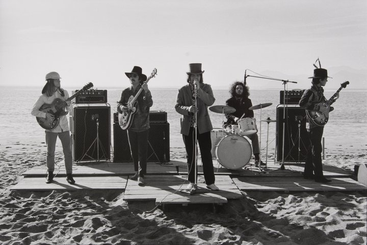 photo of Captain Beefheart on Beach